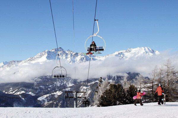 La Norma is een zeer kindvriendelijk skigebied in Frankrijk