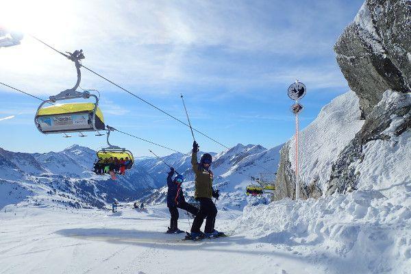Kindvriendelijk skigebied Oostenrijk