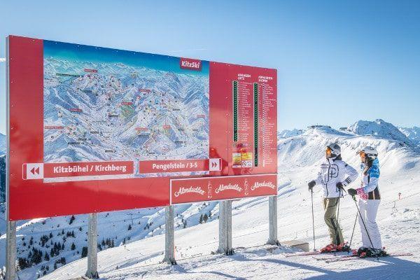 Twee nieuwe liften in Kitzbuhel