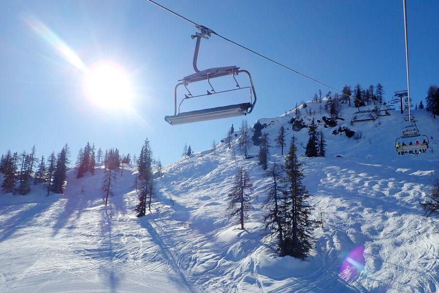 skilift kleinarl