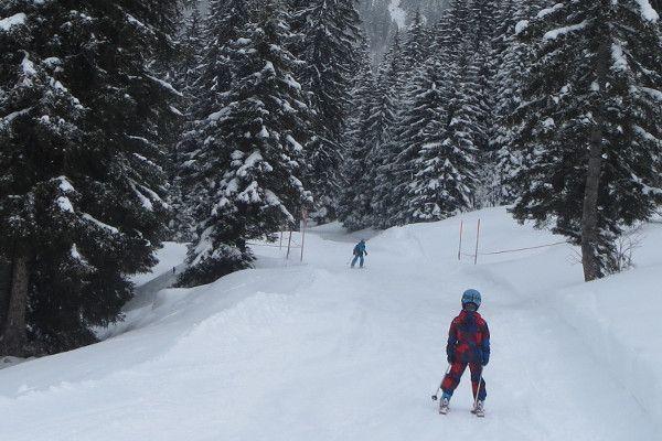 Klein skigebied Oostenrijk