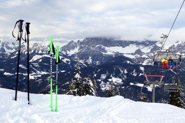 Komperdell skistokken voor de hele familie