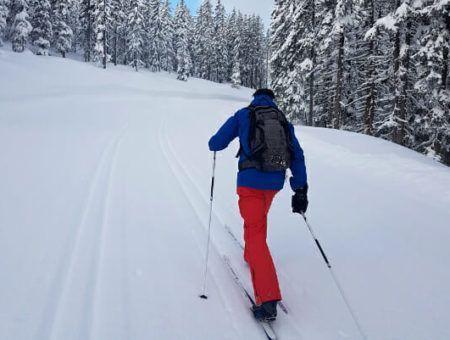 Geschikte langlaufkleding voor wintersporters