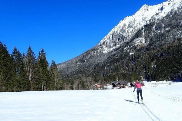 Wintersport 2022 boeken: langlaufen