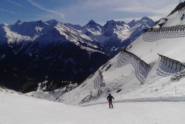 Langste piste Oostenrijk - Kals am Grossglockner