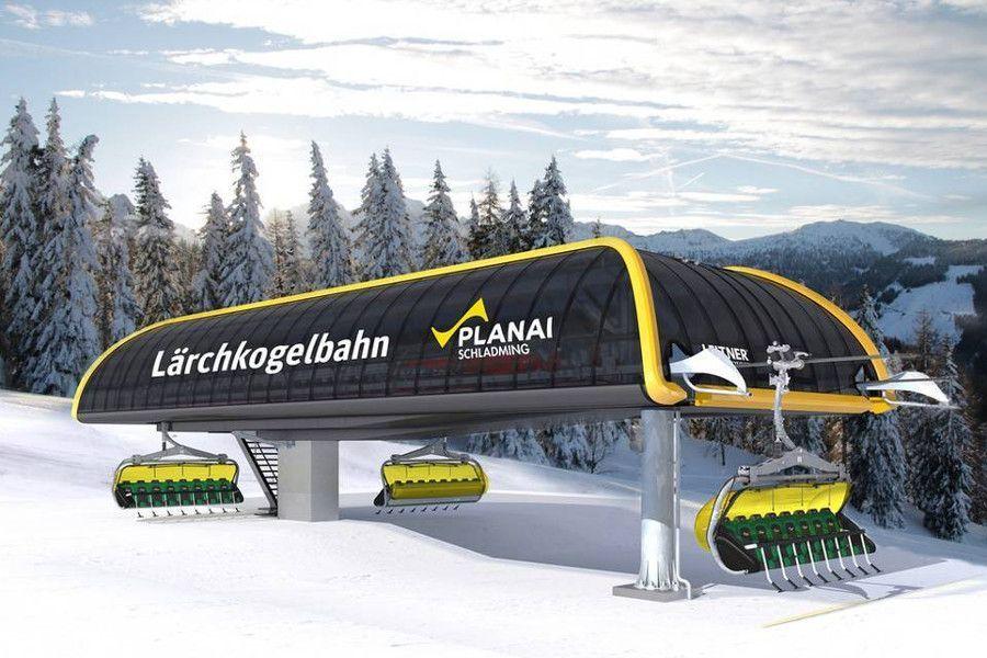Larchkogelbahn Schladming