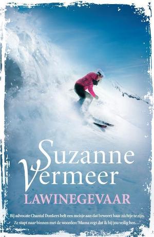 Lawinegevaar - wintersport leesboek van suzanne vermeer