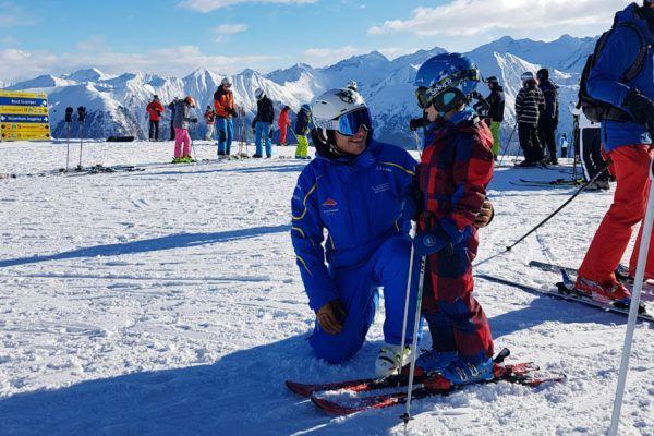 Kleine skigebieden: ideaal om te leren skien