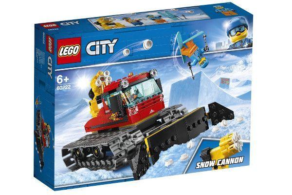 Lego pistebully