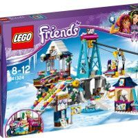 Lego skilift - Wintersport cadeau