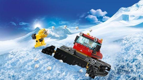lego sneeuwschuiver