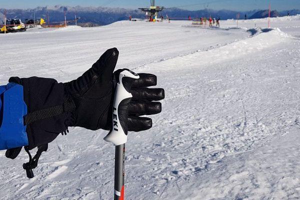 Review: Leki skistokken met kliksysteem Trigger S