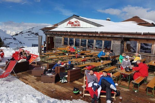 skikleding in maart
