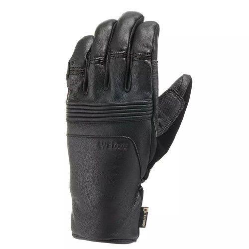 goede leren ski handschoenen