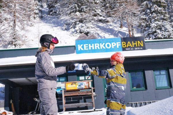 Lidl skikleding - skibroek en ski jas in Obertauern