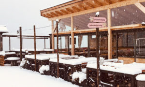 Livebeelden: het sneeuwt in Oostenrijk (29 mei 2019)