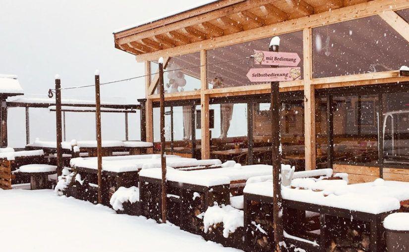 Winterbeelden uit Kleinarl