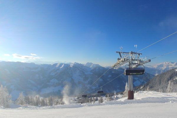 Snow Space Salzburg wordt mega skigebied door 2 nieuwe liften