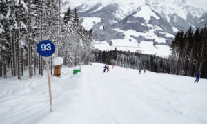 Makkelijke skigebieden met veel blauwe pistes in Oostenrijk