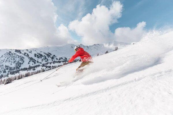 marmot basin skier