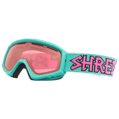 Shred Meisjes sneeuwbril - Beste Skibril voor meisjes