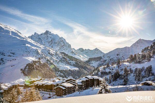 Ga jij dit jaar op wintersport naar Méribel?