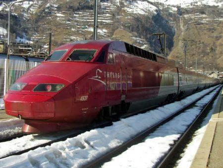 Met de trein naar Frankrijk: reistijden, kosten en info
