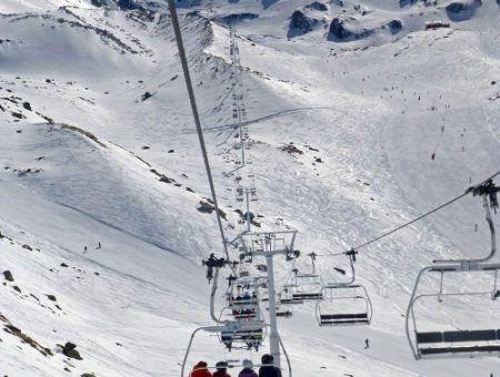 Val Thorens vervangt oude stoeltjeslift door moderne gondel