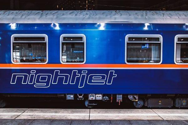 Nightjet, de nachttrein