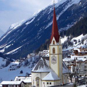 Nauders - wintersport bestemming in Tirol