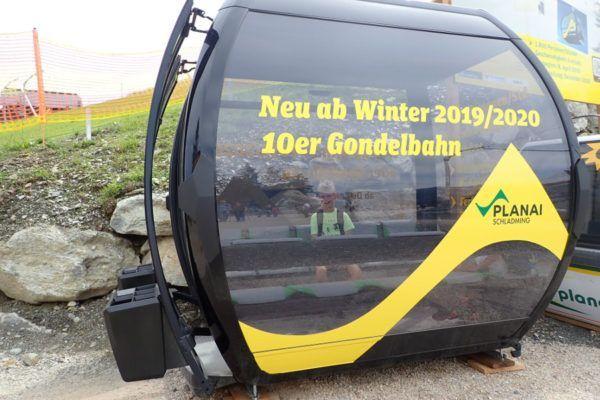 Nieuwe skilift in Schladming: groter, sneller en luxer