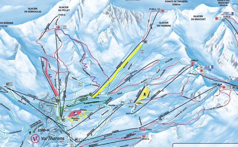Nieuwe lift in Val Thorens
