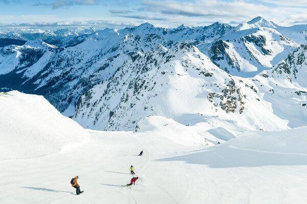 Dit skigebied vindt echt iedereen leuk! (Foto: TVB Obertauern).