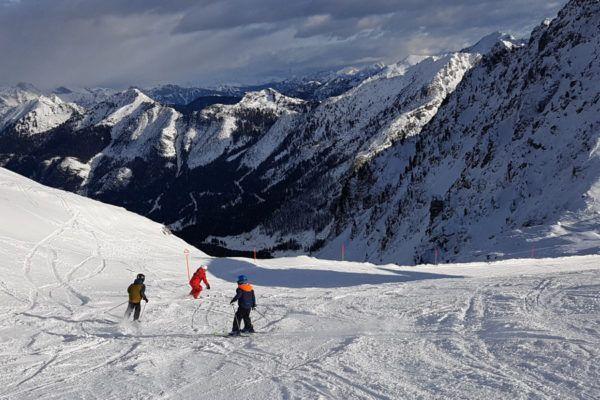 Obertauern in december - sneeuw genoeg