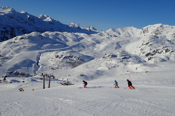 bertauern: meest sneeuwzekere skigebied bij Salzburg