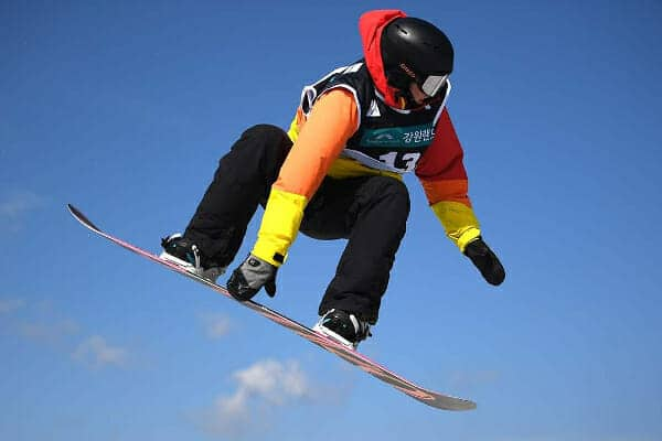 olympische sport snowboarden