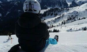 6 tips om ontspannen op wintersport te gaan (zelfs in de voorjaarsvakantie)