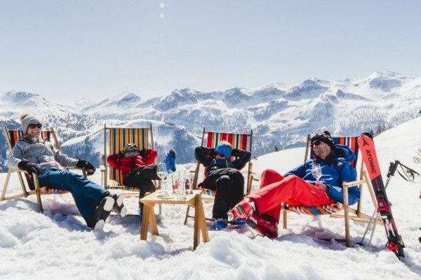 Ontspannen op wintersport - geen stress