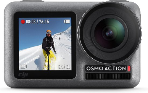 dji osmo action beste camera onder 400 euro