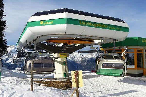 De oude Lärchkogelbahn krijgt een tweede leven in Slowakije