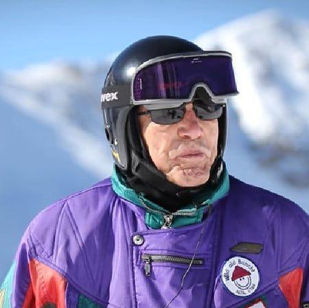100 jaar en skiën