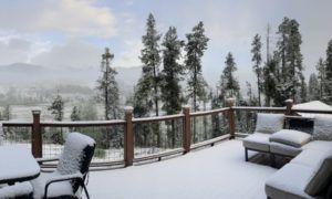 Hittegolf op komst? In dit skidorp viel gisteren nog 60 cm sneeuw