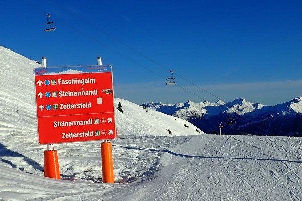 Lienz: een van de rustige skigebieden in Oost Tirol.
