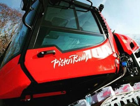 Foto Friday #15: Ode aan de Pistenbully