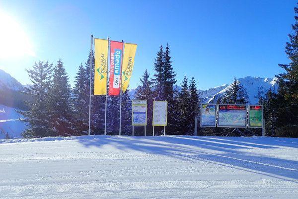 Skigebied Planai