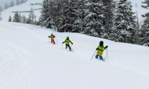 Foto update: Oostenrijkse wintersportdorpen onder een verse laag sneeuw