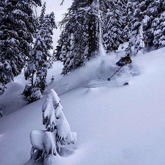 Foto Friday #4 - sneeuw op komst