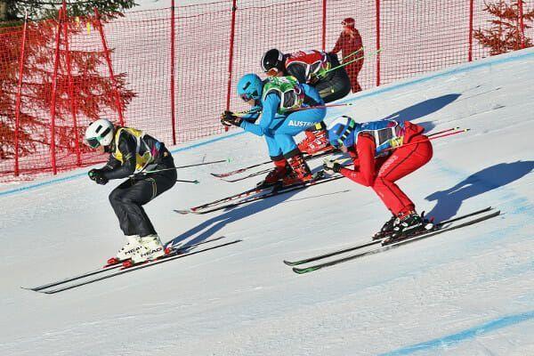 Ski cross - programma Olympische Spelen 2018
