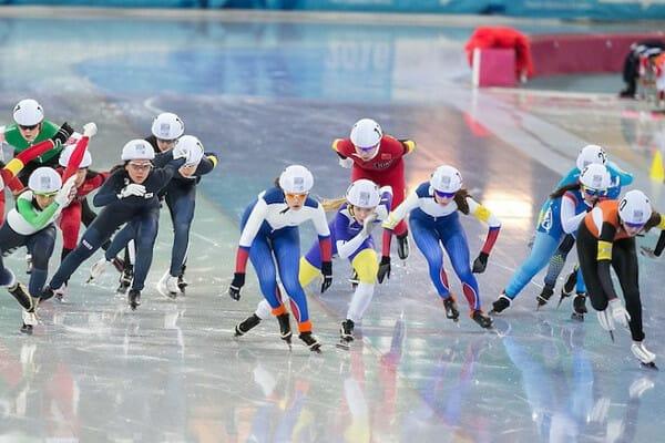 Programma Olympische Spelen - Massastart schaatsen