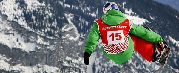 Programma Olympische Spelen - snowboard